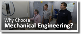 Why Mechancial Engineering?