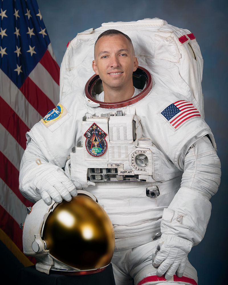 Col. Randy Bresnik, NASA