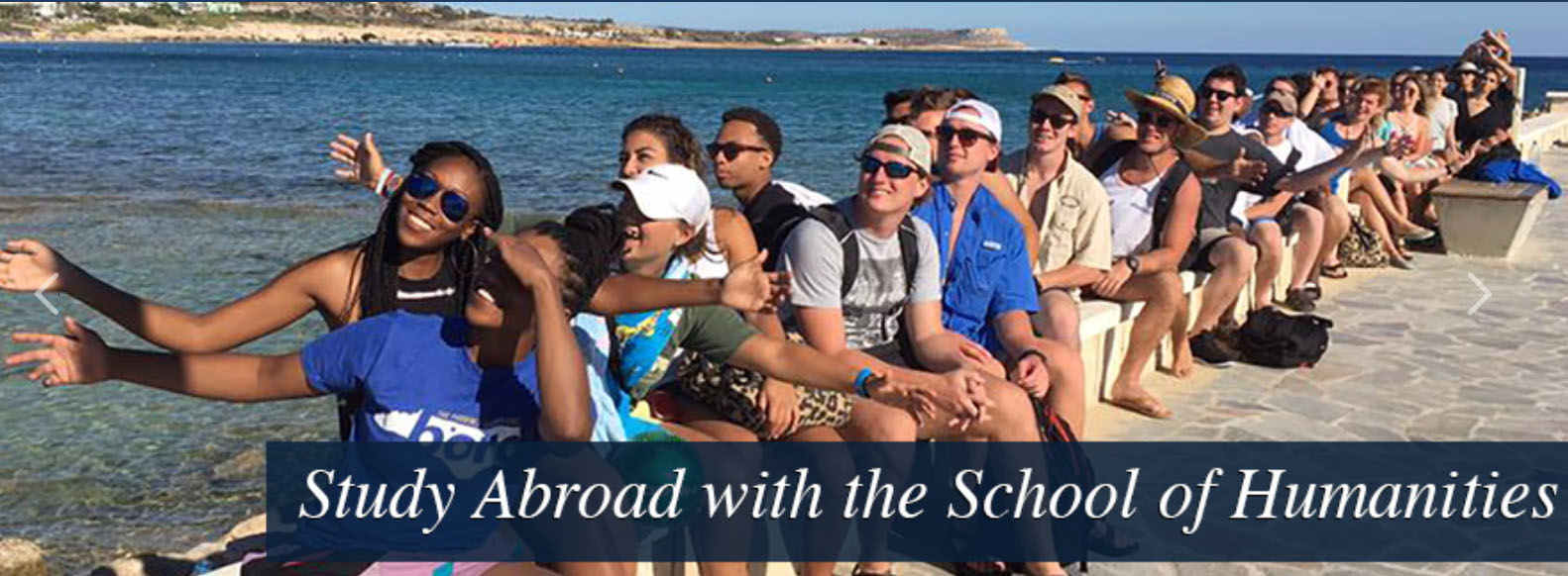 Study Abroad with The Citadel School of Humanities and Social Science